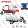 China 150cc engine gas motorized cargo and passenger 3 wheeled motorcycle