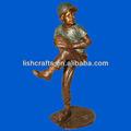 Fiberglas skulptur fiberglas-figur glasfaser büste