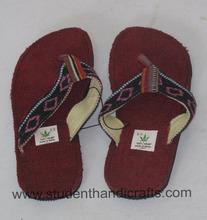Hemp slipper