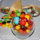 multi colored chocolate covered nuts