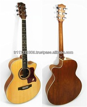 2014 beautiful 40'' Acoustic guitar
