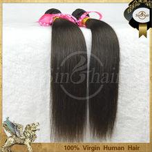 New arrival 6A grade top quality 100% virin human brazilian hair