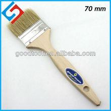 100% Bristle Wooden Handle Food Paint Brush-GD105-70