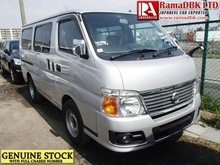 Stock#35085 NISSAN CARAVAN 4WD DX Long D-T USED VAN FOR SALE [RHD][JAPAN]