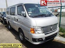Stock#35085 NISSAN CARAVAN 4WD DX Long D-T USED VAN FOR SALE [RHD][JAPAN]