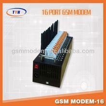 Gsm modem 8/16/32/64 ports/ driver 2.75g edge wireless modem