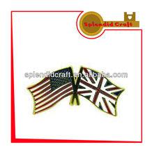 High Quality custom metal pin badges