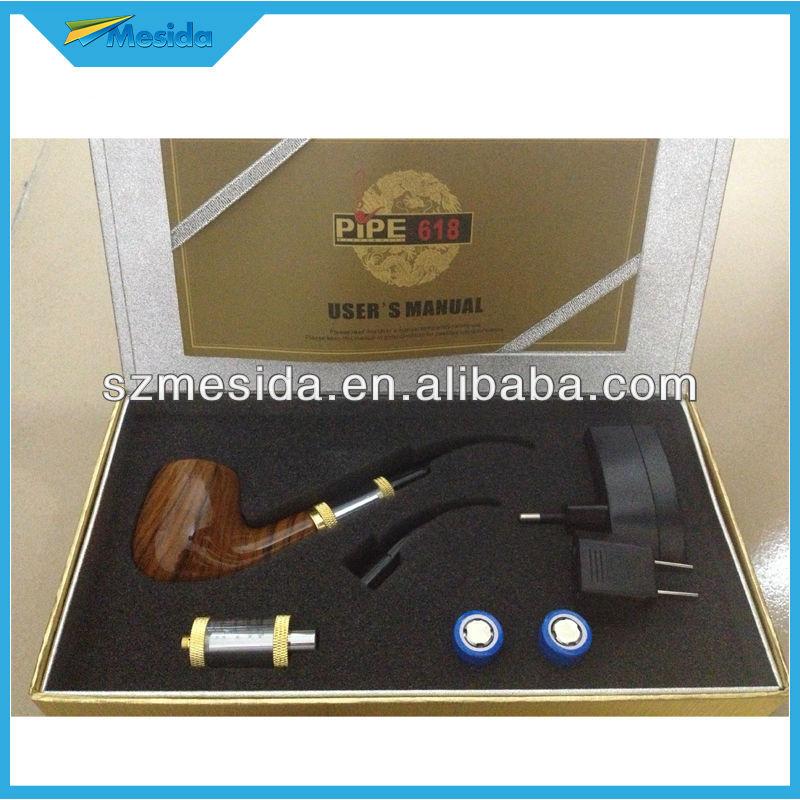 Popular Style Vapor Pipes E Pipe 618 Wholesale Price No Nicotine E ...