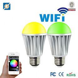 wifi led bulb zhongtian,WiFi bulb lamp