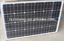 2014 12V 200W monocrystalline Silicon solar panels