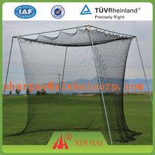 Nylon/PA6/Polyester Batting Cage Wholesale Netting/Trainning Fish Net