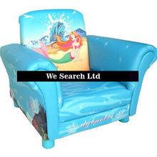 2014 newest mermaid leather children sofa