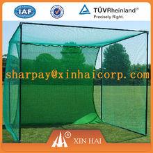 Nylon/PA6 Golf Practice Sports Cage Net/Baseball Batting Cage Net