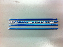 Dental brush applicator various colour S/M/L used in the hospital