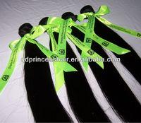 chaud! Extensions de cheveux vierges de prix de gros prolongation de cheveux humains Bresiliens corps vague