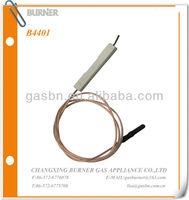 B4401 ignition ceramic electrode for gas burner