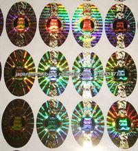 self adhesive genuine anti radiation sticker