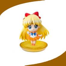 Beautiful japanese anime girl figures for children