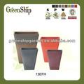 Jardim decorativo grande pote plantas a partir de Greenship / 10 anos vida / leve / proteção UV / eco friendly