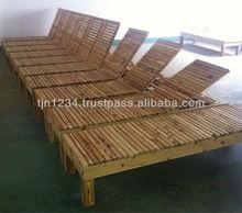 Poolside Chair, Deckchair