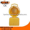 hangzhou la seguridad vial el fabricante de equipos de barricade luz de advertencia para la protección