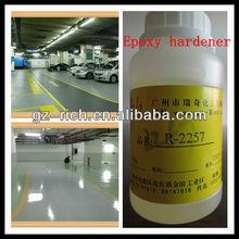 parking lot, factory flooring, self-leveling epoxy flooring coating R-2257 hardener