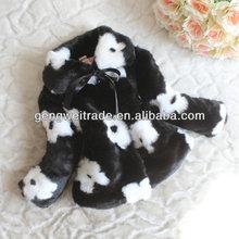 High quality kids winter coats,fur designs,new arrival 2014