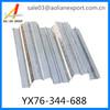 kenya metal corrugated metal roofing sheet
