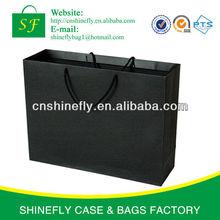Custom Printed Paper Shopping Bag