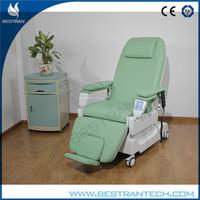 BT-DY003 electric hospital injection cardiac chair
