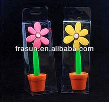 Lovely Cheapest AD Eco Friendly Material Flower Ball pen