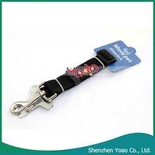 sıcak satış p26o ayarlanabilir evcil kedi köpek güvenlik yol araba emniyet kemeri