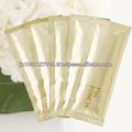 Facile- à- l'utilisation fiable gazéifiées, blanchiment de la peau face pack