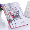 Noctilucent leather coach case for ipad air, for ipad air case