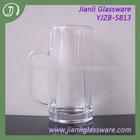 300ml mini novelty glass beer mug for sale
