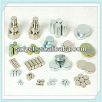China Permanent Magnet Supplier Bullet Magnet