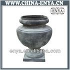Antique Garden Metal Urn