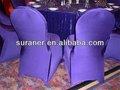 Gros pas cher de mariage couverture de chaise de spandex
