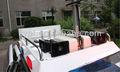 100w 11 ohm cuerno para coche de la policía--2 años de garantía- as9150f