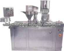 Single Loader Semi Automatic Capsule Filling Machine