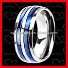 fashion jewelry custom stainless steel rings jewelry