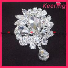 Keering fashion cheap decorative brooches and pins WBR-907