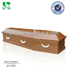 selected exported funersl european coffin for cremation