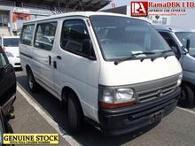 Stock#35152 TOYOTA HIACE DX USED VAN FOR SALE [RHD][JAPAN]