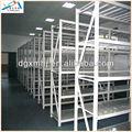 Medio de almacenamiento de rack duty/estantes ajustables/acero medio trasiego