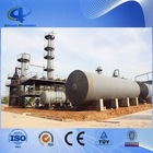 used oil refining plant / wase oil distillation equipment