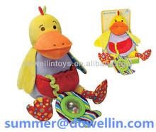plush doll.plush duck doll.animal doll.