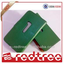 flip leather case for Nokia Lumia 920 mobile