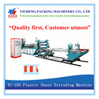 YC105-750 PP PS sheet extruding machine