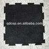 Interlocking crossfit mats/playground rubber flooring